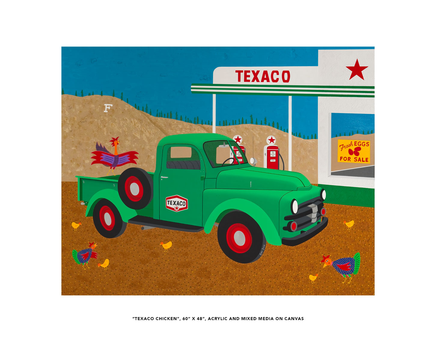TEXACO-CHICKEN